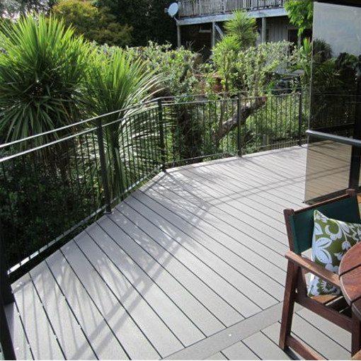 EcoDeckingGrey- Fence alternative