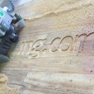 CNC ROuter Cutting Singage