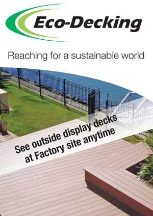 Eco-decking Brochure