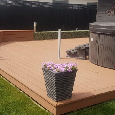 EcoDecking-in Walnut-Christchurch
