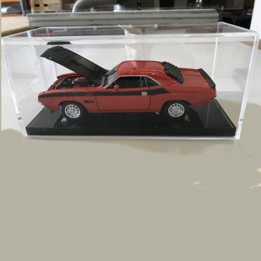 Acrylic Display Box - Model Car