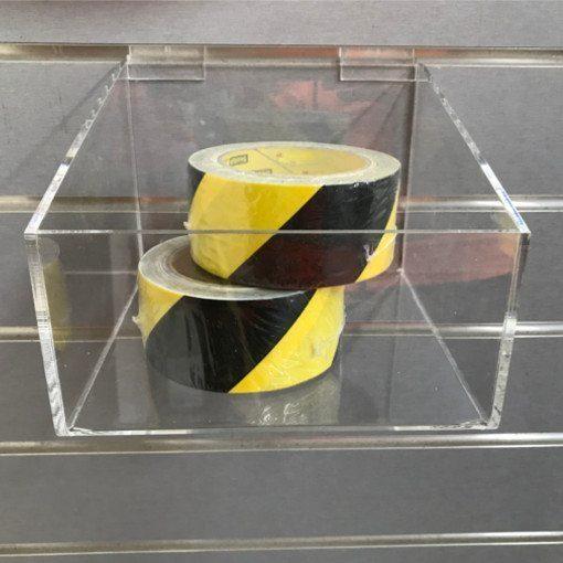 Fabricated Slat WallHanging bucket
