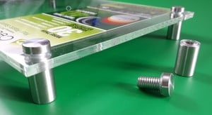 Point of Sale -Custom Point of Sale Display items are available using Fabrication Services