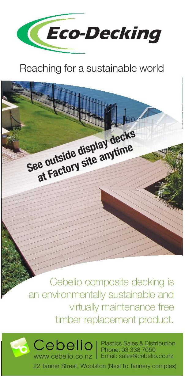 Eco-decking Brochure